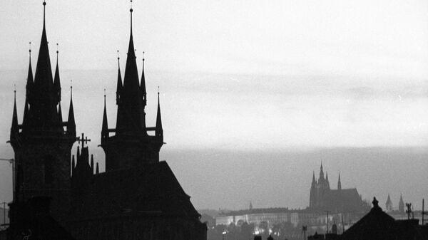 Praha během normalizace - Sputnik Česká republika