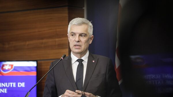 Ivan Korčok - Sputnik Česká republika