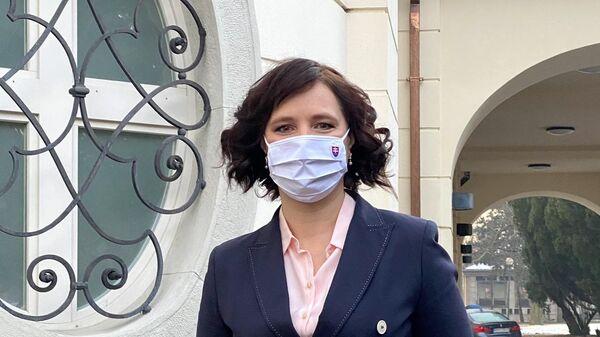 Veronika Remišová - Sputnik Česká republika