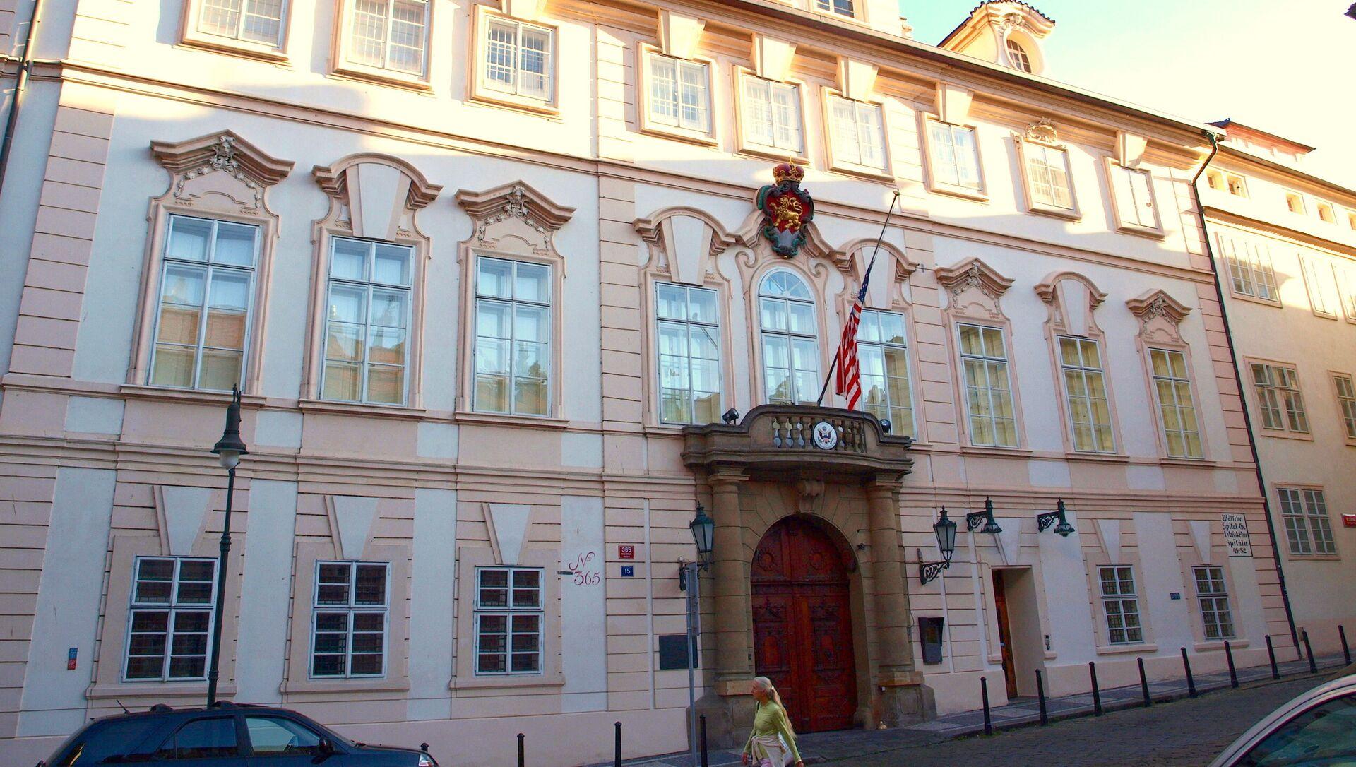 Velvyslanectví USA v Praze - Sputnik Česká republika, 1920, 06.03.2021