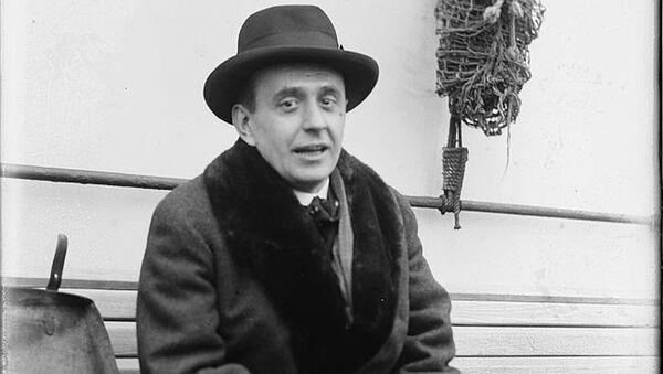 Jan Masaryk, československý ministr zahraničních věcí v letech 1940 – 1948 - Sputnik Česká republika