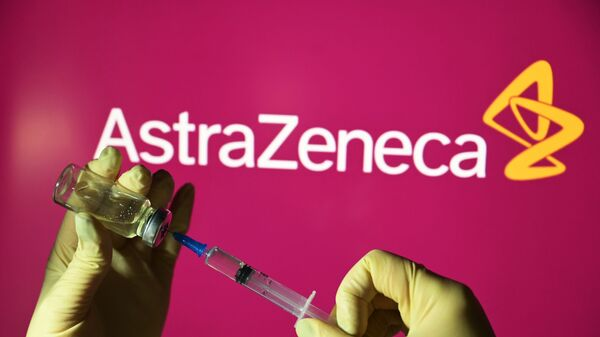 Vakcína od firmy AstraZeneca - Sputnik Česká republika