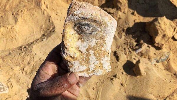 Nejstarší atestovaný křesťanský klášter, který byl objeven v Egyptě - Sputnik Česká republika