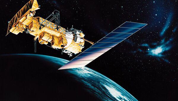 Nefunkční americká meteorologická družice NOAA 17 - Sputnik Česká republika