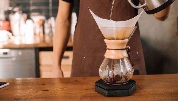 Filtrovaná káva  - Sputnik Česká republika