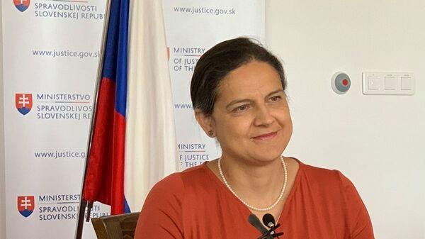 Mária Kolíková - Sputnik Česká republika