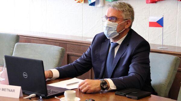 Ministr obrany Lubomír Metnar - Sputnik Česká republika