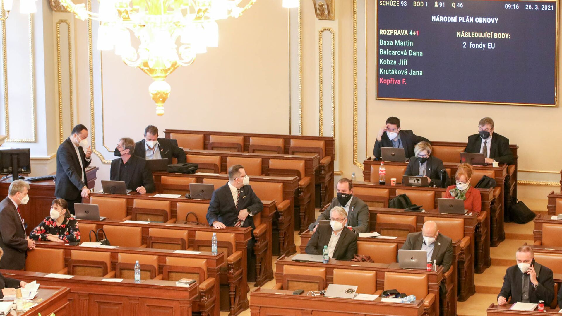 Poslanecká sněmovna - Sputnik Česká republika, 1920, 01.04.2021