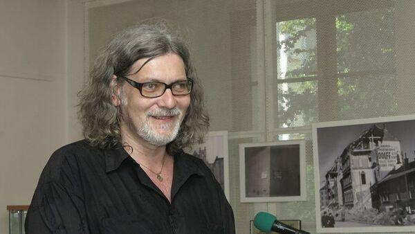 Petr Žantovský - Sputnik Česká republika