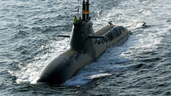 Německá ponorka U31 - Sputnik Česká republika