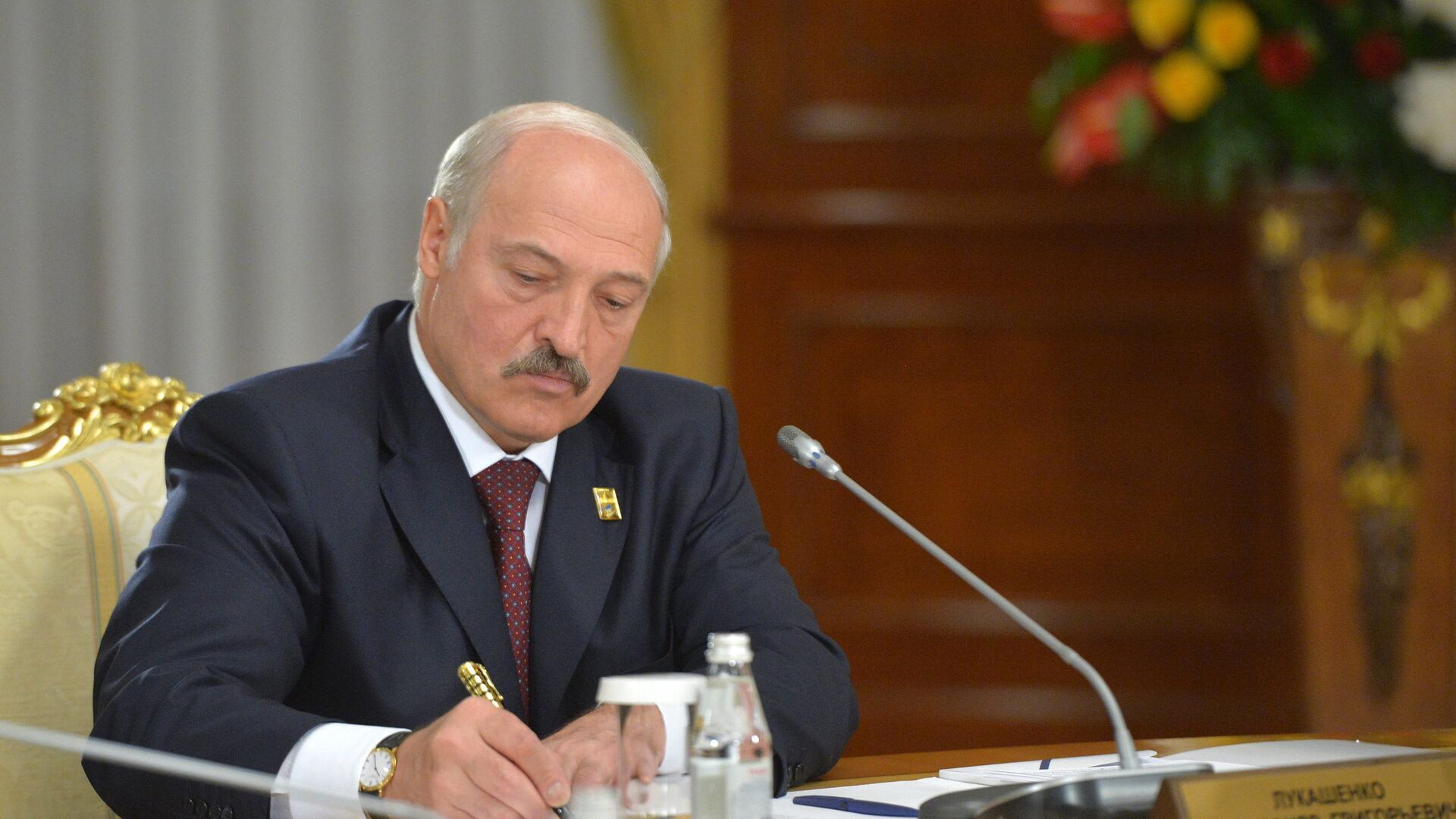 Alexandr Lukašenko - Sputnik Česká republika, 1920, 24.04.2021