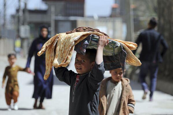 Kábul, Afghánistán. - Sputnik Česká republika