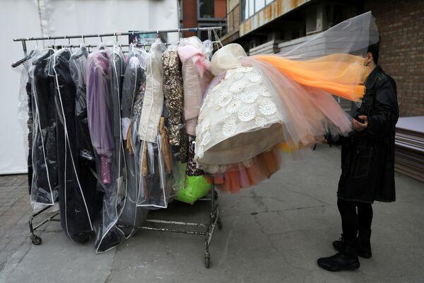 Týden módy v Pekingu. - Sputnik Česká republika
