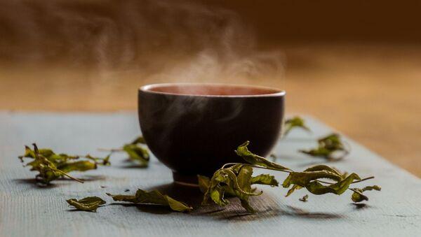 Horký čaj - Sputnik Česká republika