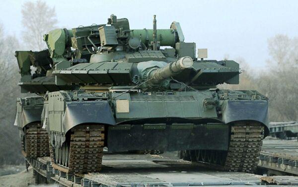 Tank T-80BVM - Sputnik Česká republika
