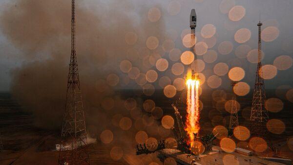 Nosná raketa Sojuz-2.1a  - Sputnik Česká republika