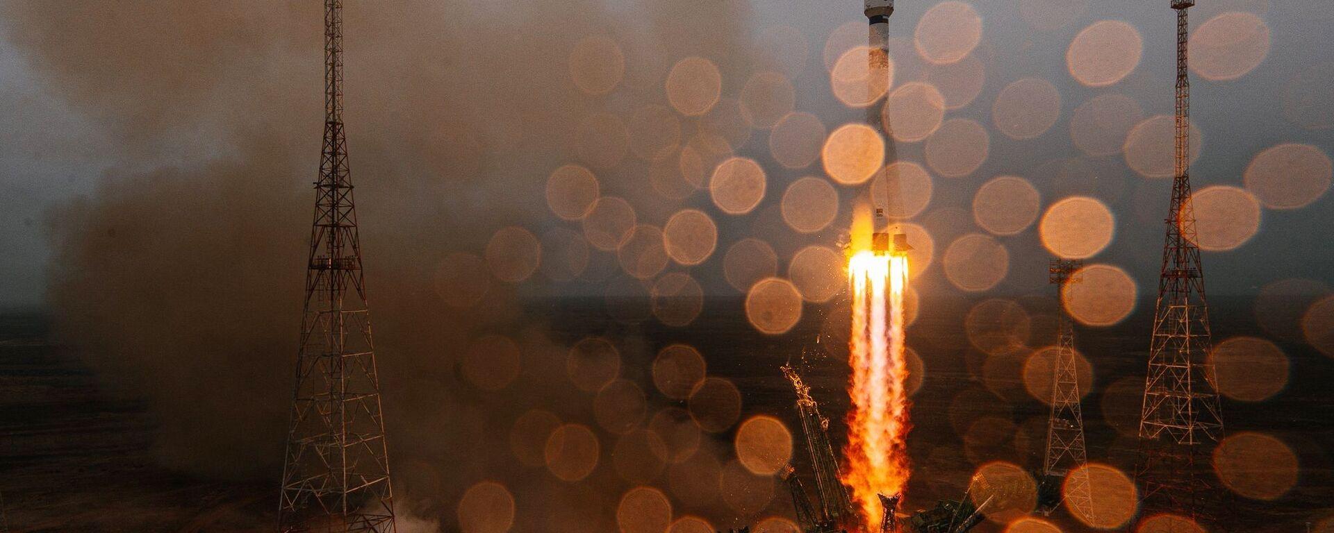 Nosná raketa Sojuz-2.1a  - Sputnik Česká republika, 1920, 09.04.2021