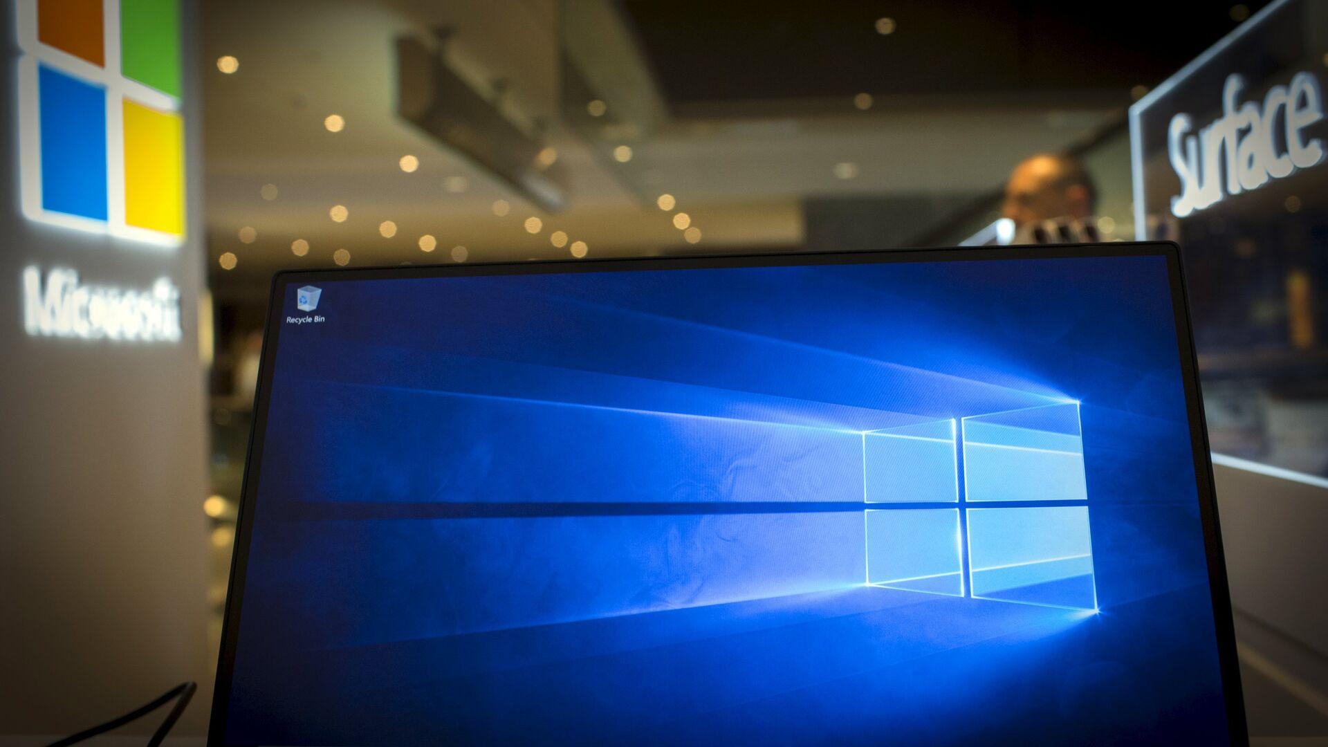 Microsoft Windows 10 - Sputnik Česká republika, 1920, 16.09.2021