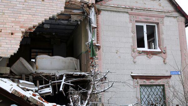 Konflikt na Donbasu. Ilustrační foto - Sputnik Česká republika