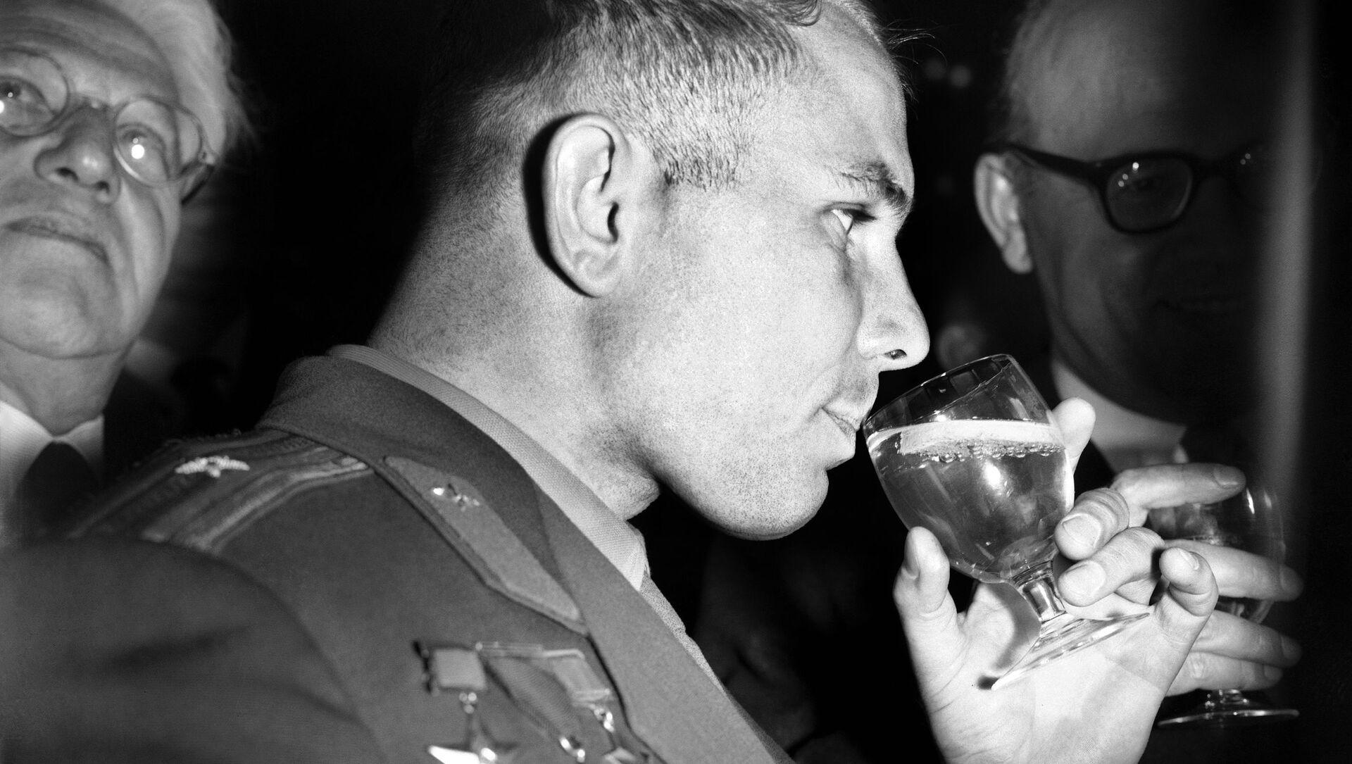 Kosmonaut Jurij Gagarin v Londýně - Sputnik Česká republika, 1920, 12.04.2021
