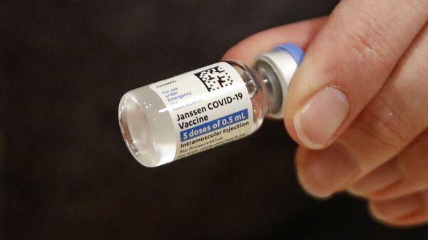 Vakcína od Johnson & Johnson - Sputnik Česká republika
