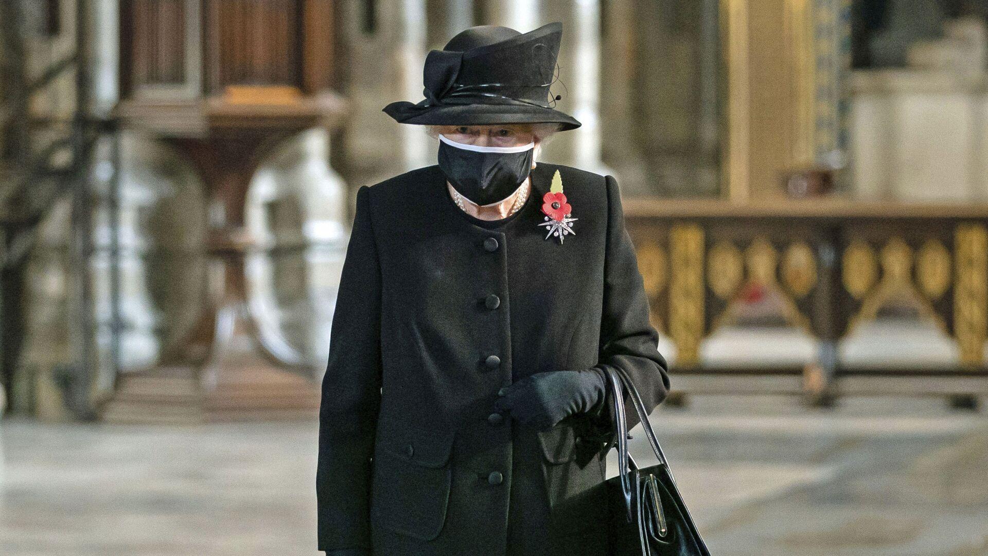 Britská královna Alžbeta II. - Sputnik Česká republika, 1920, 14.04.2021