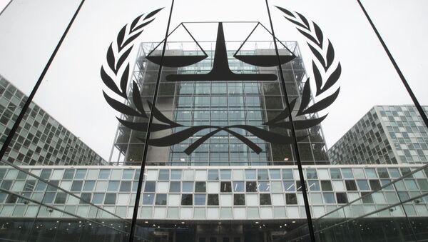 International Criminal Court - Sputnik Česká republika