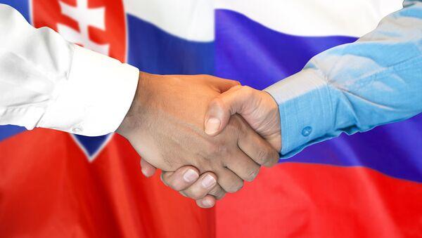 Slovensko a Rusko - Sputnik Česká republika