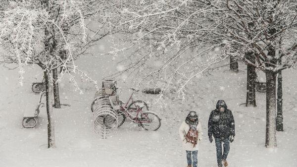 Počasí v Praze. Ilustrační foto - Sputnik Česká republika