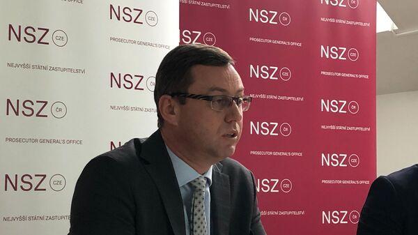 Верховный прокурор Чехии Павел Земан - Sputnik Česká republika