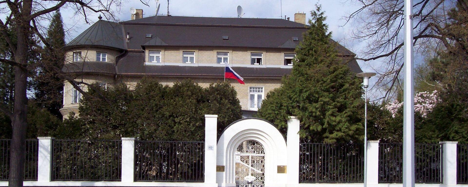 Generální konzulát Ruské federace v Brně - Sputnik Česká republika, 1920, 23.04.2021