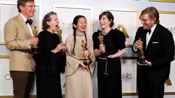 93-я церемония вручения Оскар в Лос-Анджелесе - Sputnik Česká republika