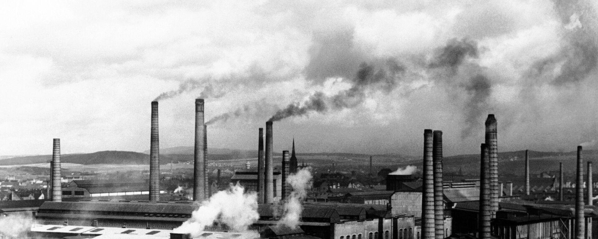 Továrna Škody v Plzni v roce 1938 - Sputnik Česká republika, 1920, 29.04.2021