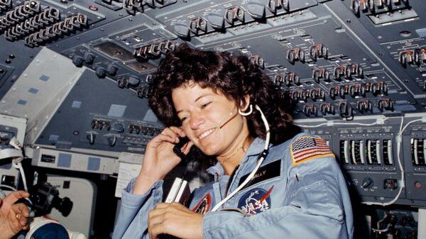 Первая женщина Америки, побывавшая в космосе Салли Райд - Sputnik Česká republika