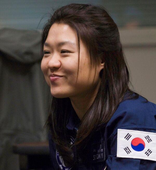 První jihokorejská astronautka I So-jon - Sputnik Česká republika