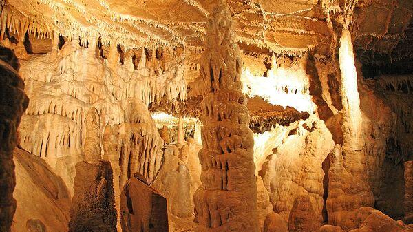 Пещера Балкарка в Моравском карсте - Sputnik Česká republika