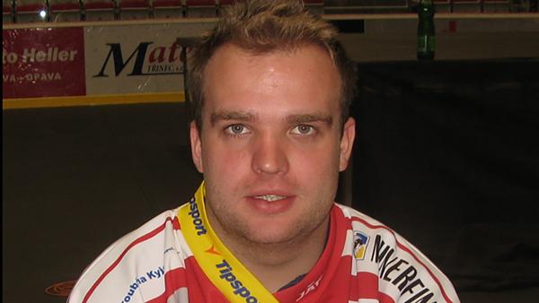 Чешский хоккеист Марек Трончинский - Sputnik Česká republika