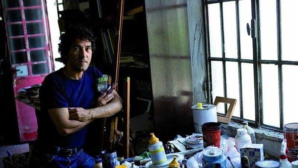Сальваторе Гарау - итальянский сардинский живописец, гравер, скульптор, мастер инсталляции, музыкант и писатель - Sputnik Česká republika