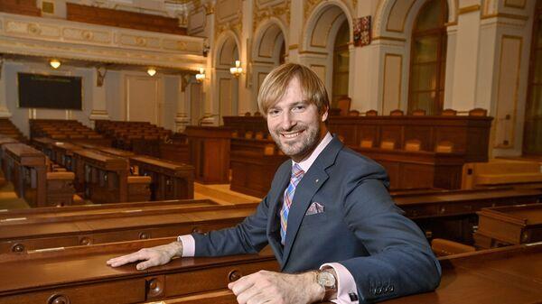 Министр здравоохранения Чехии Адам Войтех  - Sputnik Česká republika