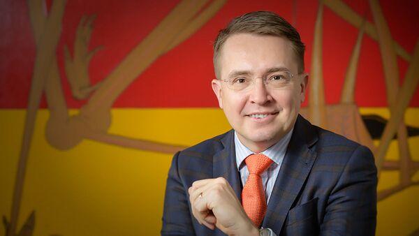 Президент Чешской стоматологической палаты Роман Шмуцлер - Sputnik Česká republika