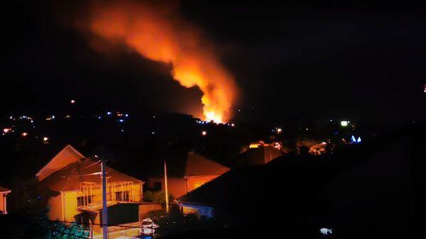 Взрывы в сербском городе Чачаке - Sputnik Česká republika