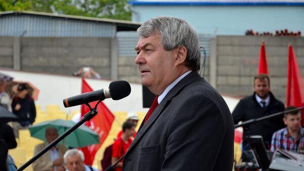 Председатель Коммунистической партии Чехии и Моравии (KSČM) Филип Войтех - Sputnik Česká republika