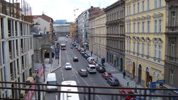 Улица Křižíkova в Праге, Чехия - Sputnik Česká republika