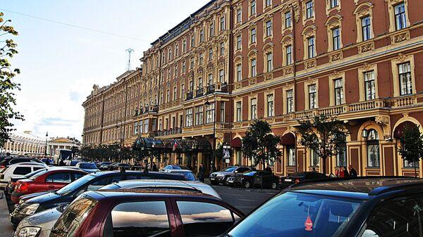 Гранд Отель Европа в Санкт-Петербурге - Sputnik Česká republika