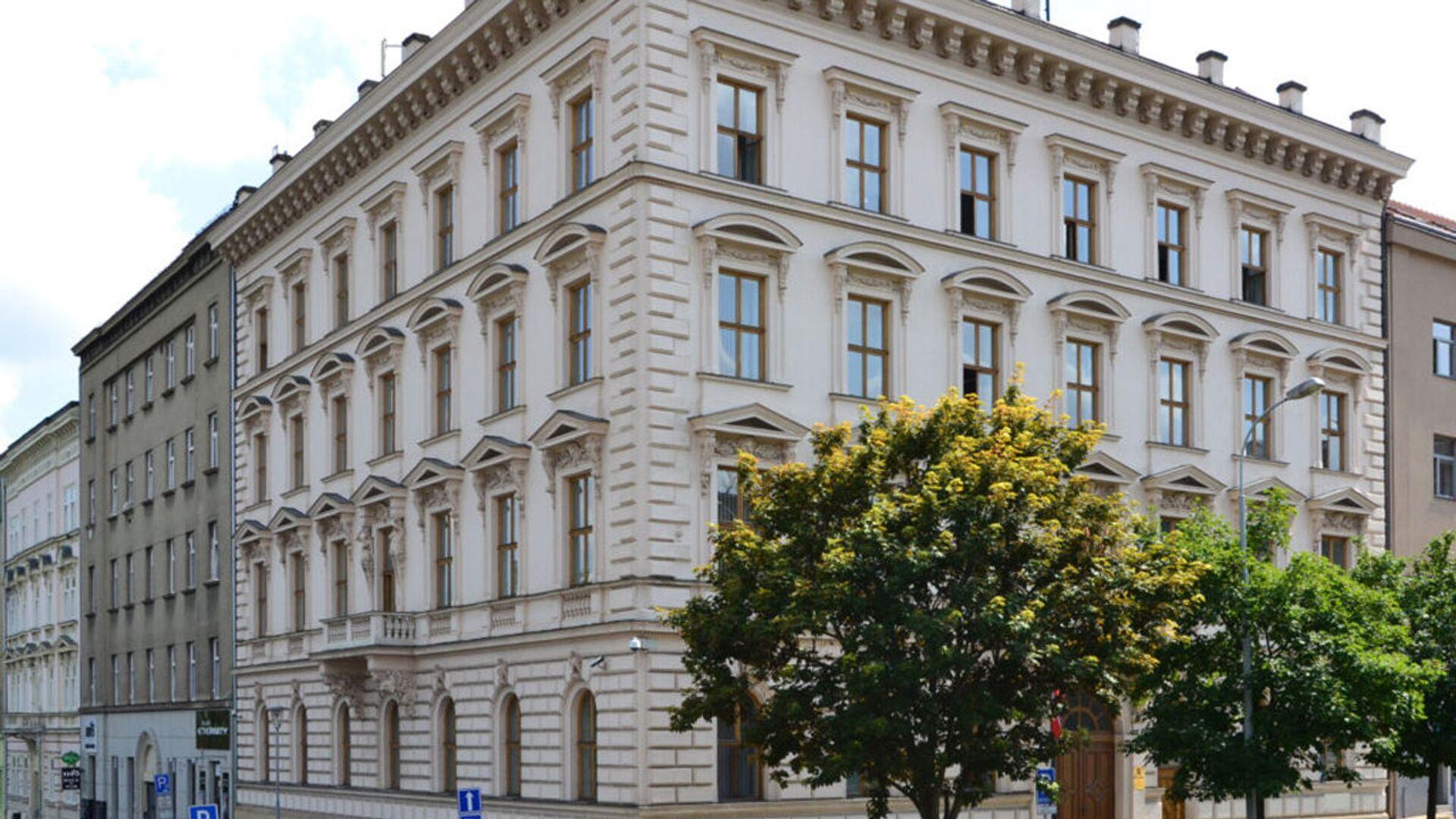 Budova nejvyššího státního zastupitelství České republiky - Sputnik Česká republika, 1920, 15.09.2021
