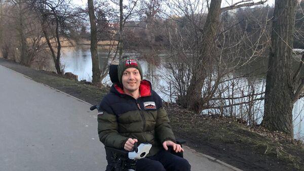 Мартин Пржецехтел, страдавший от БАС и совершивший эвтаназию в Швейцарии - Sputnik Česká republika