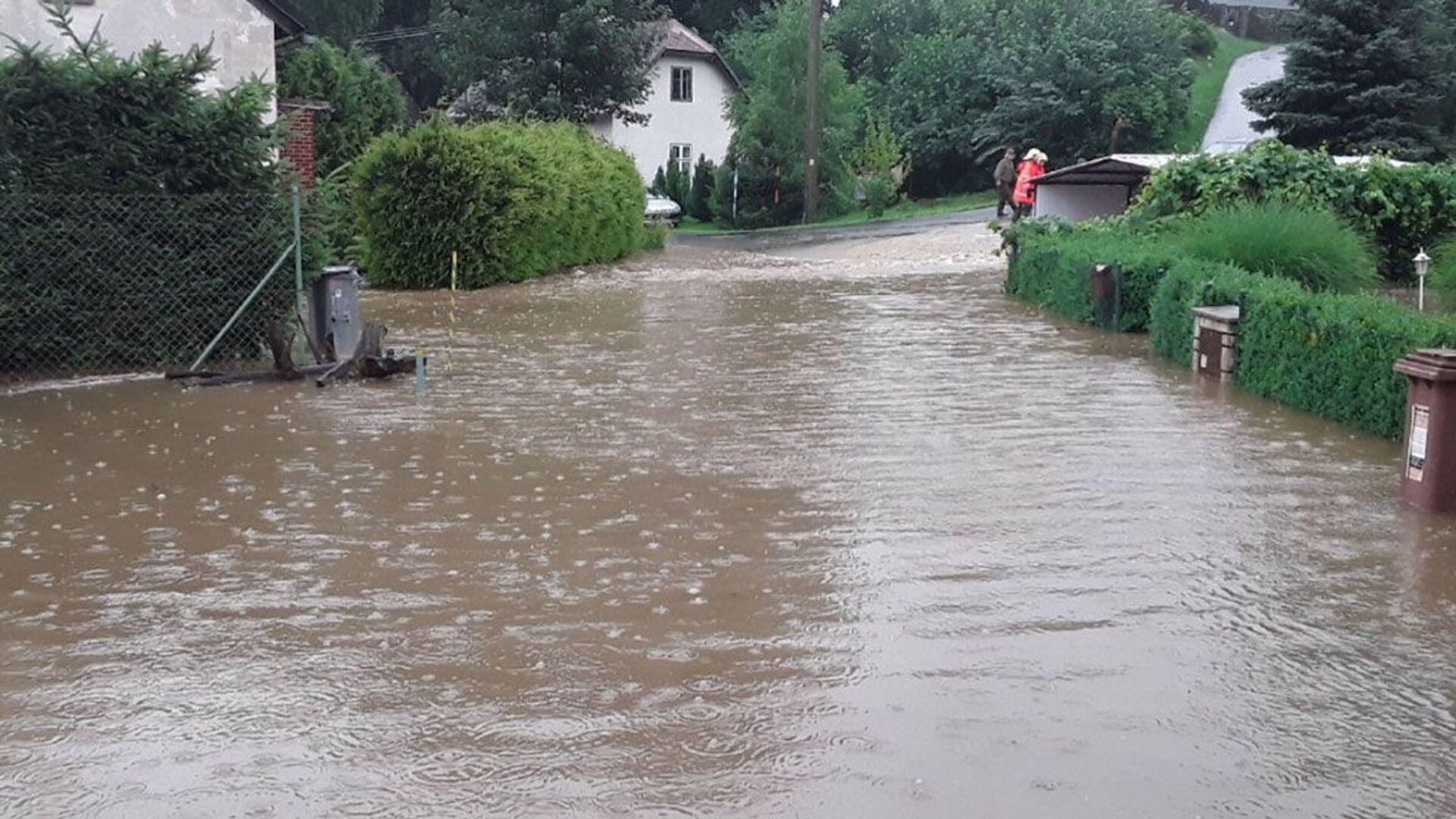 Povodně c Česku - Sputnik Česká republika, 1920, 18.07.2021