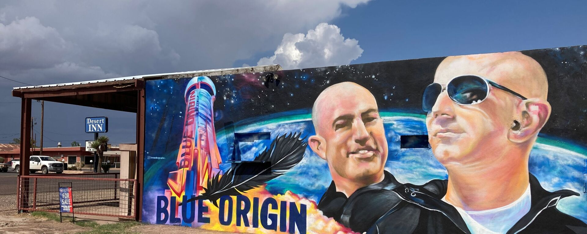 Jeff Bezos - Sputnik Česká republika, 1920, 20.07.2021