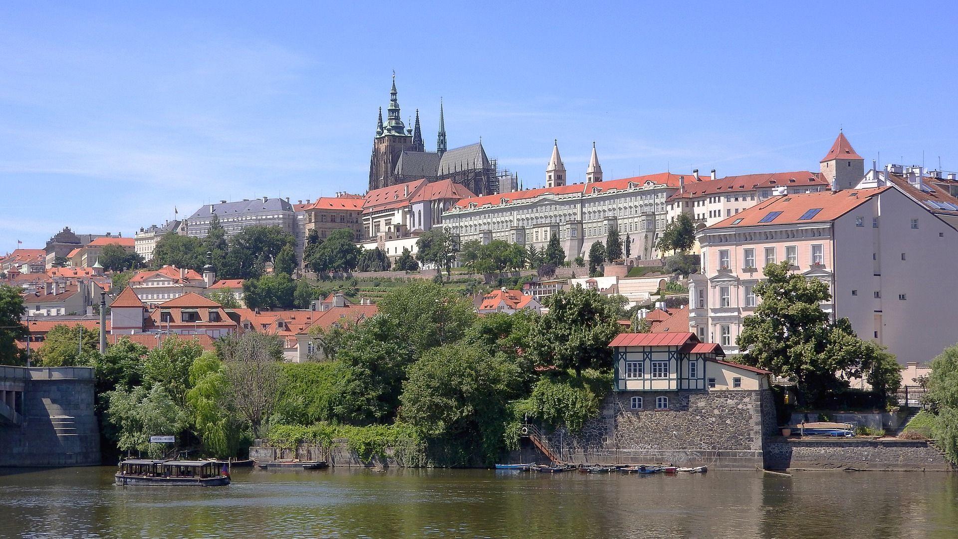 Pražský hrad - Sputnik Česká republika, 1920, 16.09.2021