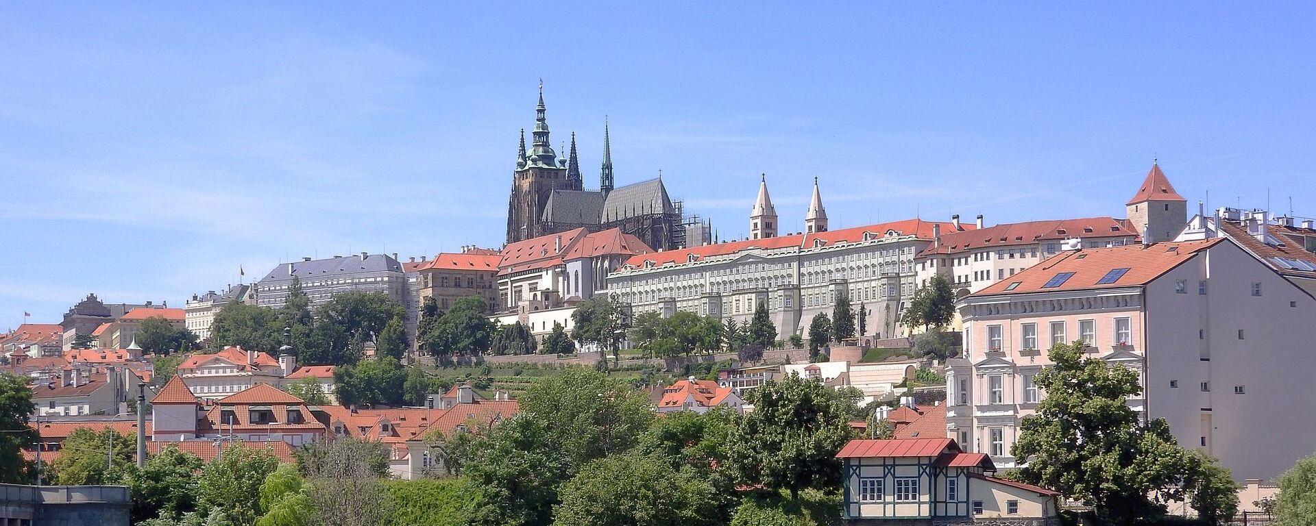 Pražský hrad - Sputnik Česká republika, 1920, 11.10.2021
